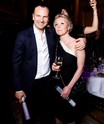 Хабаров Михаил Валентинович с супругой