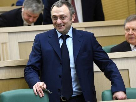 Российский бизнесмен Сулейман Керимов