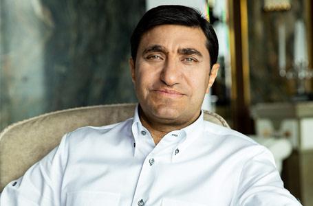 Российский бизнесмен Год Нисанов